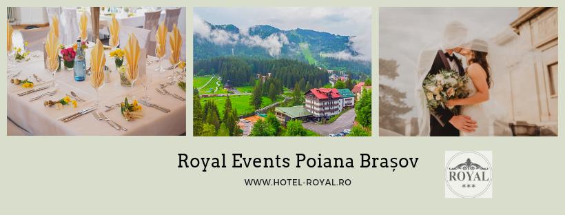 Regalitate în inima munților la Hotel Royal Poiana Brașov