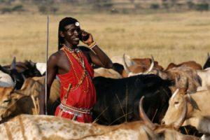 telefon mobil kenia